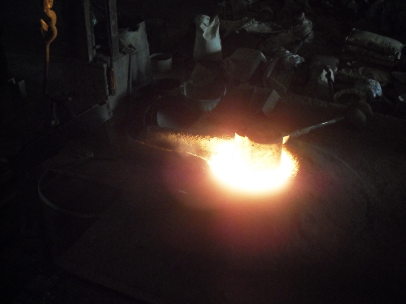 TFR-piston ring casting 2