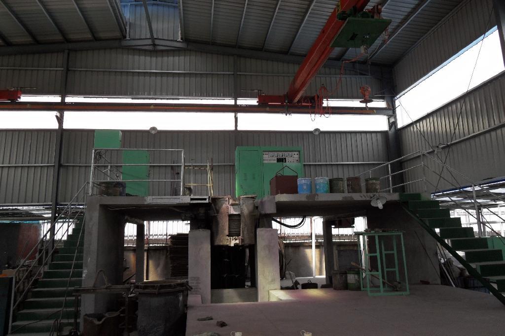 TFR-piston ring casting 10
