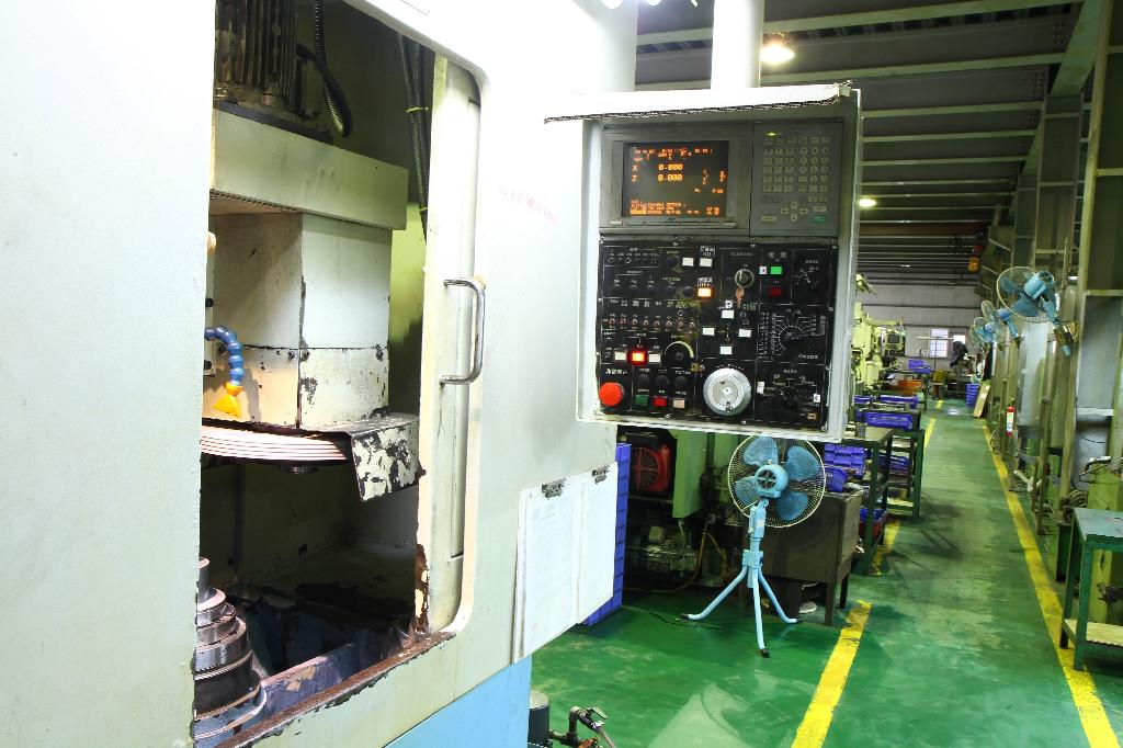 TFR-PISTON RING Peripheral surface groove grinding