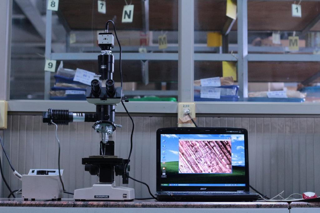 TFR-PISTON RING Metallurgical microscope