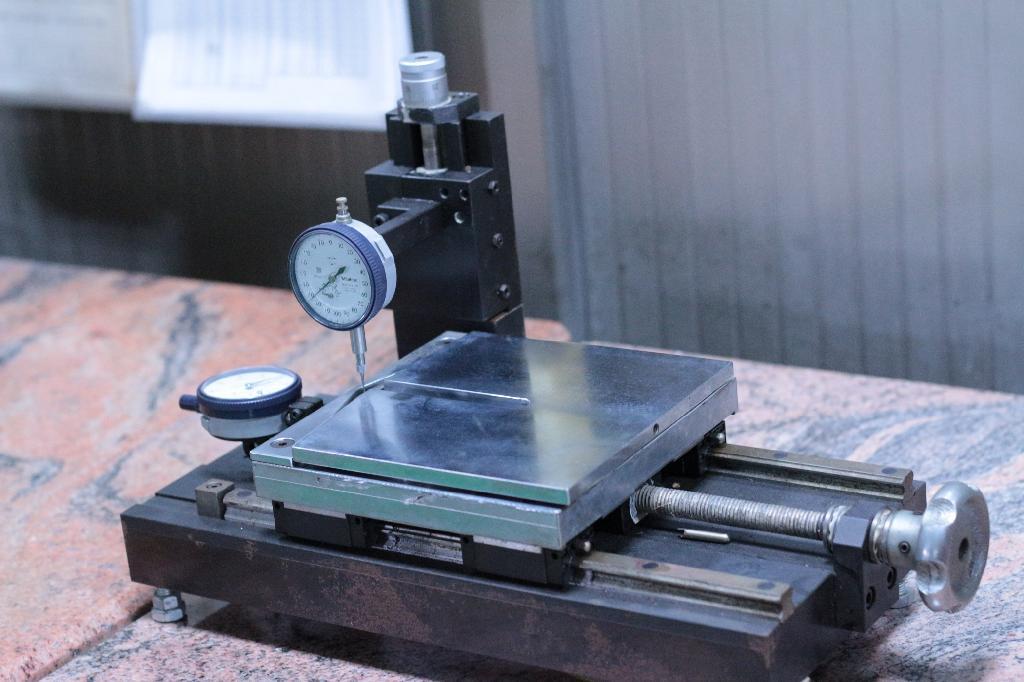 TFR-PISTON RING KEYSTONE slop measuring