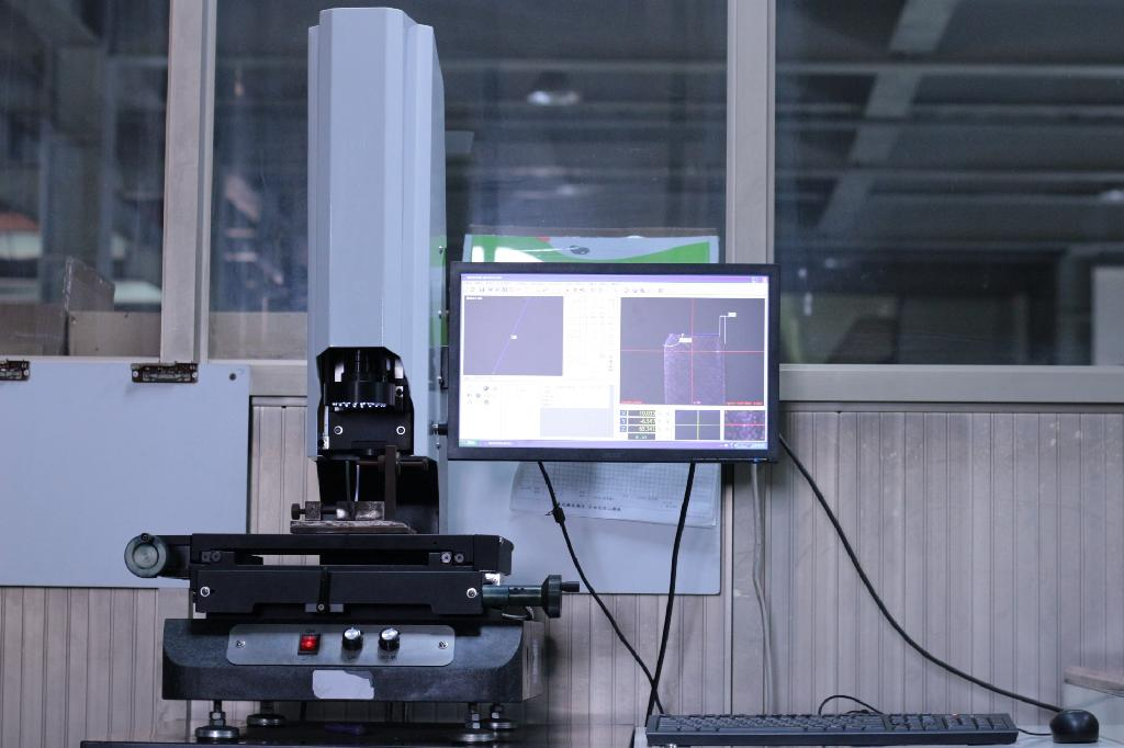 TFR-PISTON RING 2_5DImage measuring instrument